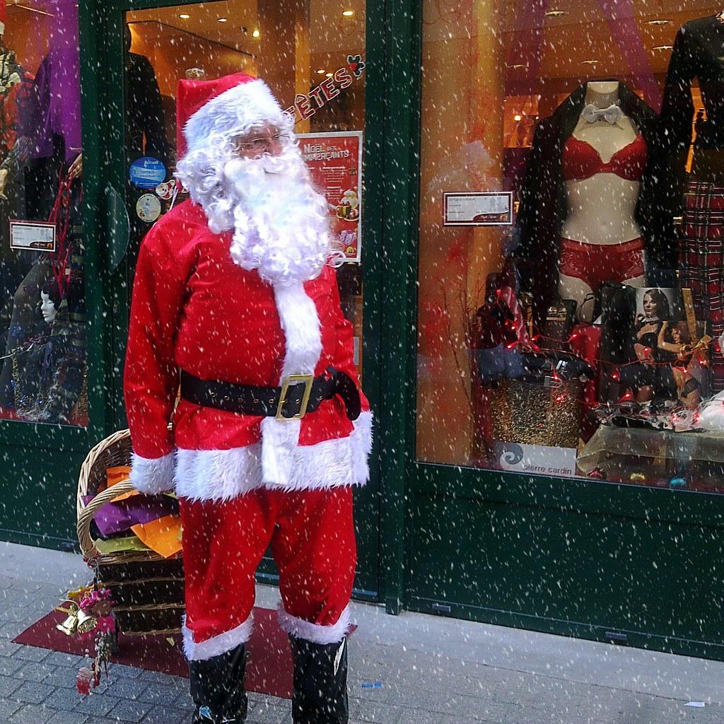 Tu veux voir mon Père Noël...!!??