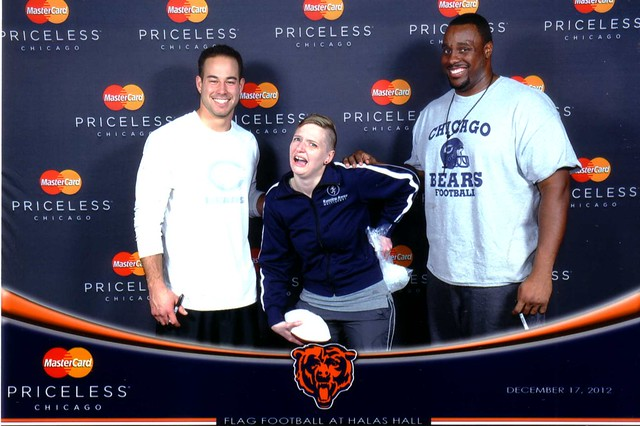 Me and the Chicago Bears