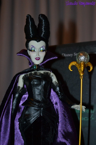 Bonecas Disney Villains Design Collection