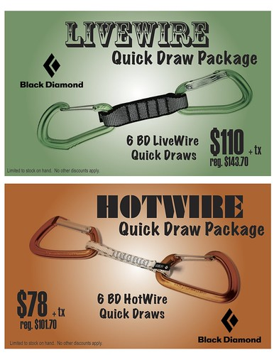 Hotwire and Livewire Sale Sign