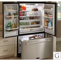 AGA APRO36FDSS Refrigerator