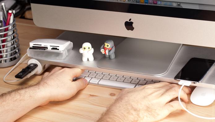 Desk Organiser for Mac