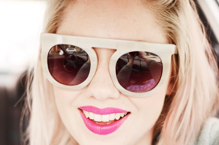 dansk sun glasses