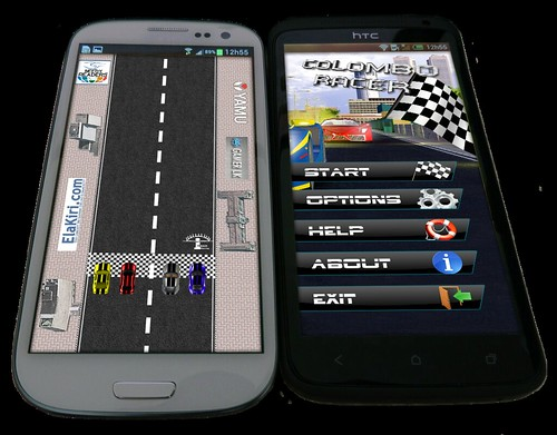 Colombo Racer Android Game