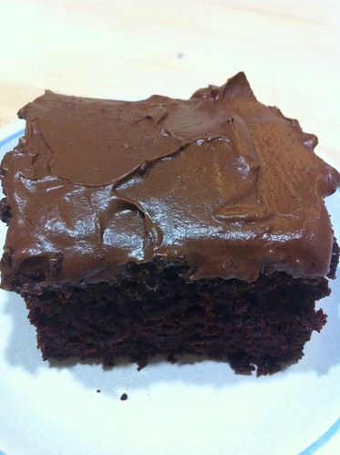 Easy chocolate cake recipe from Made With Love: The Meals On Wheels ...