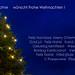 Frohe Weihnachten by Lichtinspektor Photographie