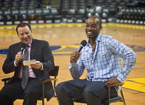 Carl Landry Chalk Talk