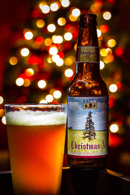 2 Beers to Christmas: Bells Christmas Ale