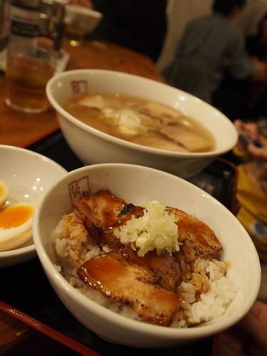 2012関西(秋) - 京都 - 坂內食堂 (2)