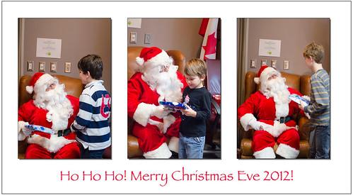 圣诞快乐前夕2012年