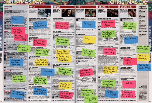 Radio Times 25 December 2012 - TV