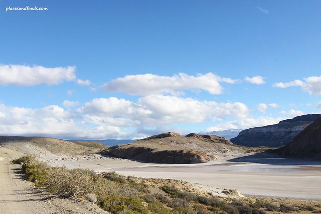 volcanic ashe patagonia