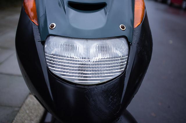 Großmaul-Moped