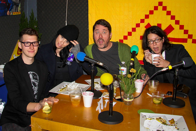 Dining with Doug and Karen: Sarah Silverman