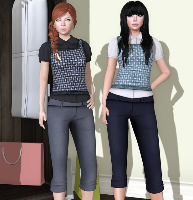 E! Eclectic Apparel-Xanna pants