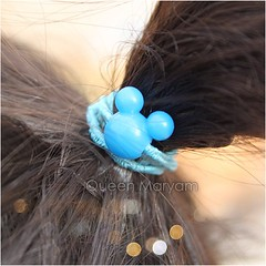 turquoise, hairstyle, turquoise,