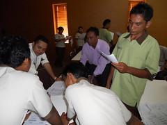 Suasana Belajar Bahasa Inggris di Mutiara Bali Resorts and Spa, Seminyak Bali