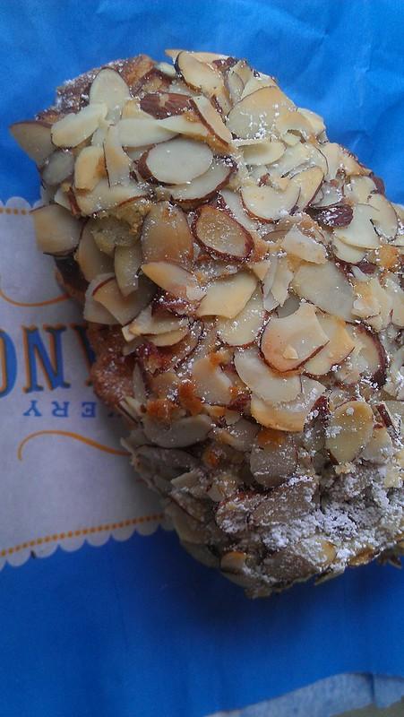 Almond Croissant, La Boulange