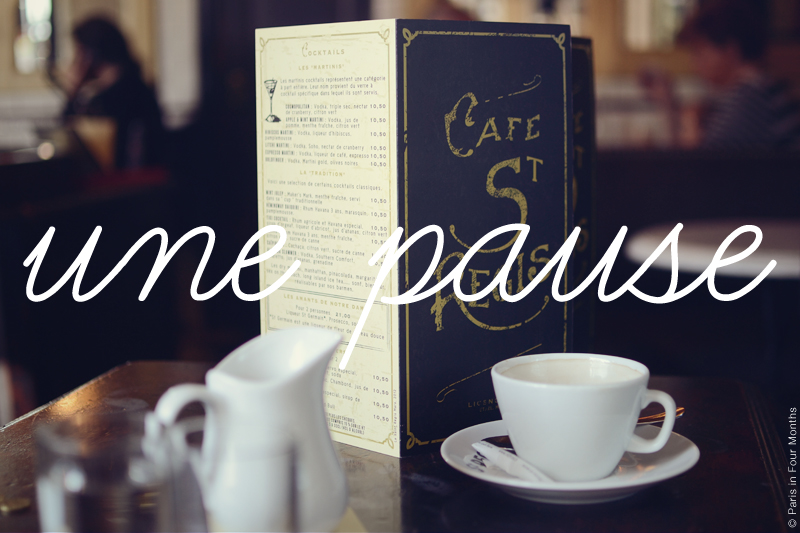 French Vocabulary by Carin Olsson (Paris in Four Months)