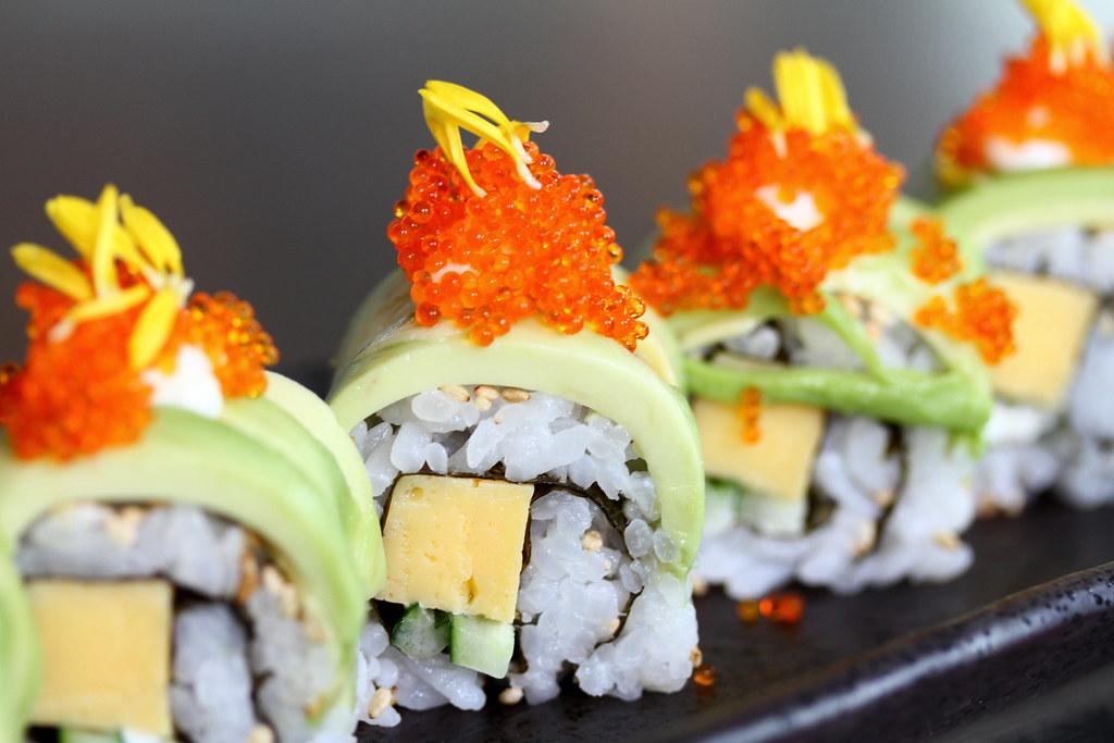 Sushi Airways Sushi Bar's Avocado Maki