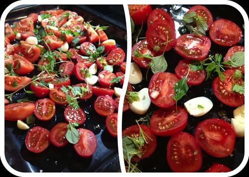 LÃ¥ngrostade tomater
