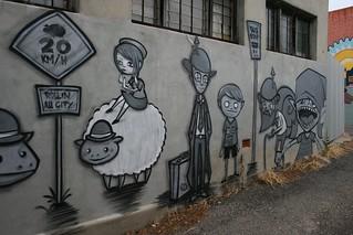 Half Mural