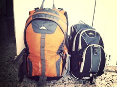 handbag(0.0), bag(1.0), blue(1.0), backpack(1.0),