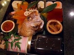 New Years osechi-ryori