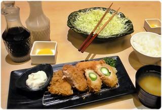 Salmon Katsu Variety Set
