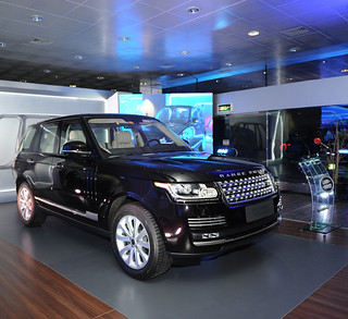 Ali Alghanim & Sons Automotive Co. Kuwait | All-New Range Rover