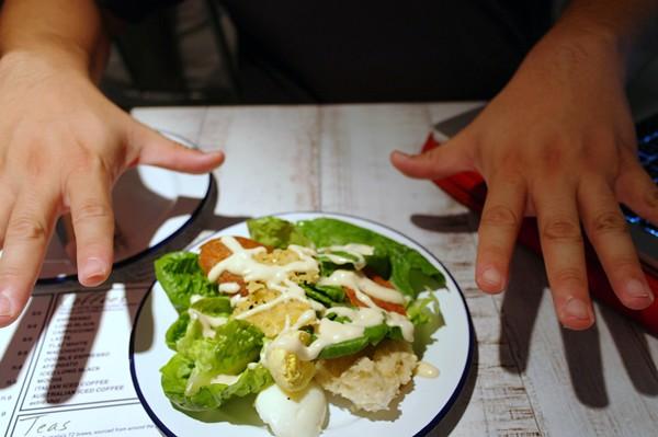 bens caesar salad