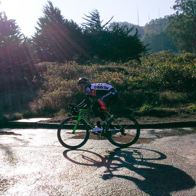 San Bruno Hill Climb