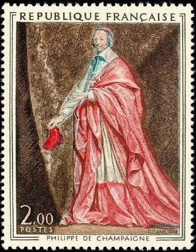 Phillippe de Champaigne (Richelieu)