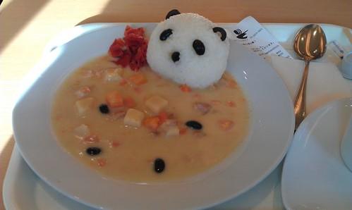 Panda DE Curry. by Kanda Mori