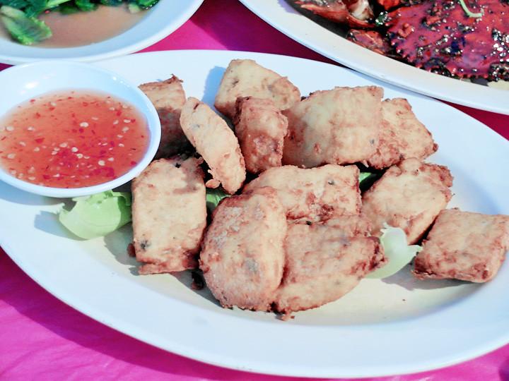 JB seafood - tofu