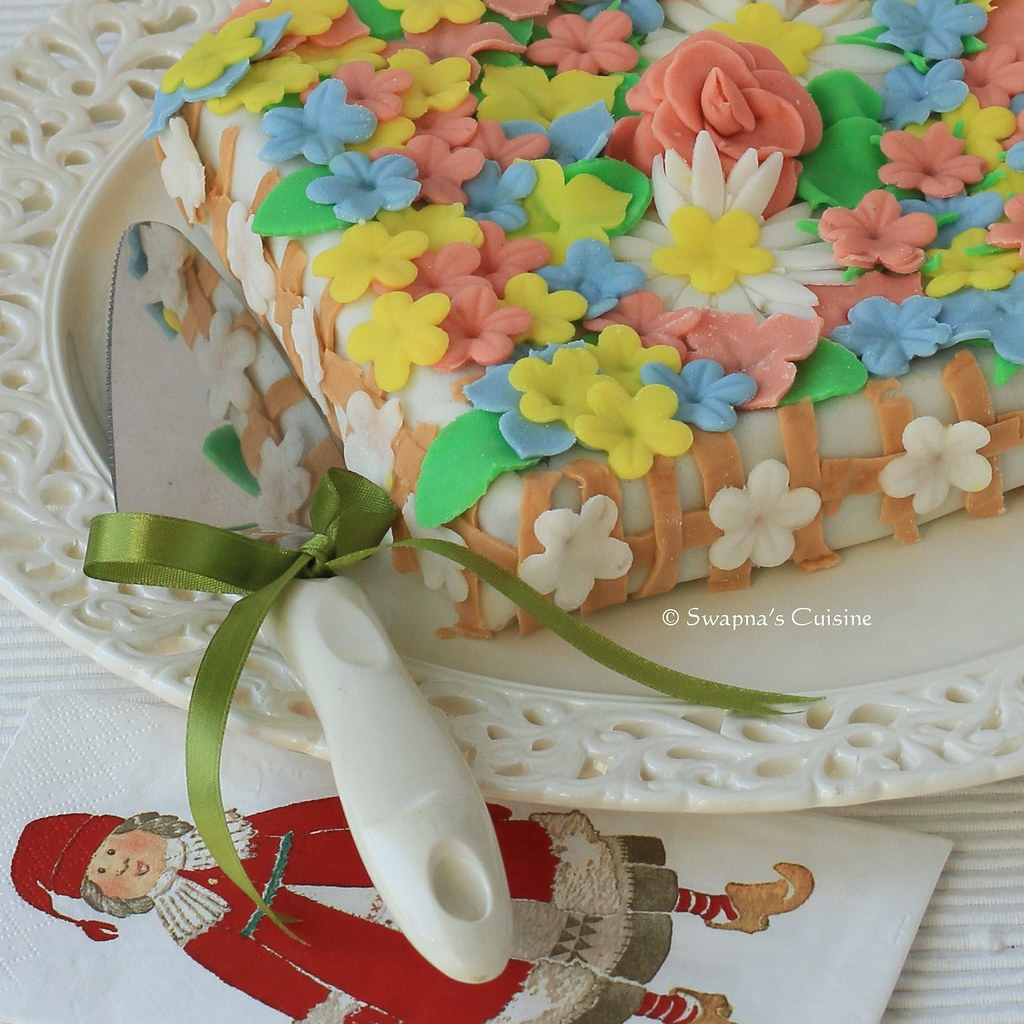 chocolate birthday cake with fondant icing recipe easy recipes .