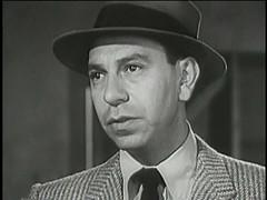 "85989141 22. Dragnet (U.S., b&w, half-hour police drama TV series) DVD Dir.: Jack  Webb. Star: Jack Webb ""The Big Break"" (Season 2 / #19, March 19, 1953)"