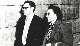 South African Communist Party leading members the late Joe Slovo and Ruth First. First was killed by the SADF in 1982 in Mozambique. Slovo died of cancer in 1995.  by Pan-African News Wire File Photos