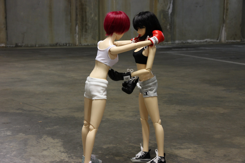 Girl's Fight Club 07