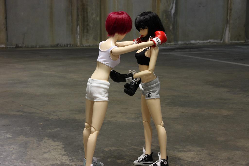 Girl's Fight Club 07