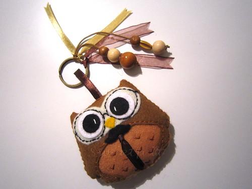 ♥♥♥ Sr. Mocho ... e uma boa semana para todos nós! by sweetfelt \ ideias em feltro