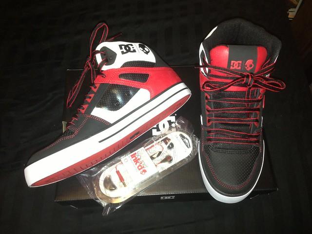 Dc Spartan High Wc Tx Se Women S Skate Shoes