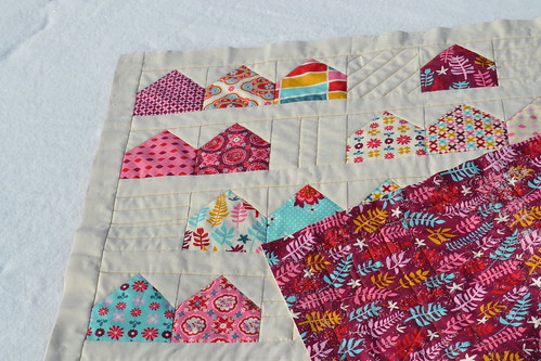 Neighborhood Charm Quilt