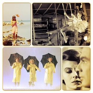 Asas do Desejo, O Demônio das Onze Horas, Cantando na Chuva, O Ano Passado em Marienbad