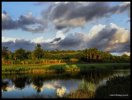 clouds reflections golf landscape yahoo google backyard flickr florida olympus fl leecounty waterscape freelancephotographer bonitaspringsfl condoview leecountyfl flickriver flickrfromyahoo springruncc mygearandme mygearandmepremium fairwaysandgreens 13thfairway robertbobbypowell imagesofbonitaspringsflorida