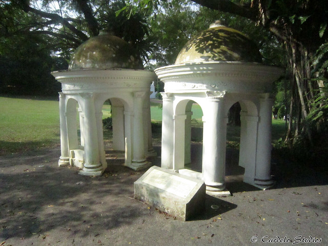 Fort Canning - The Cupolas 01