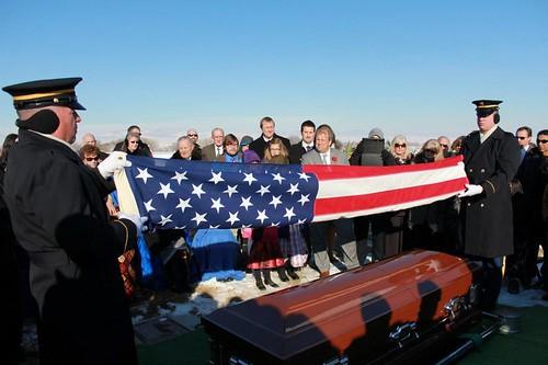 Vernal funeral