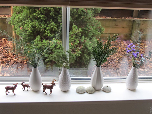 Deer family for window by Alika-Rikki
