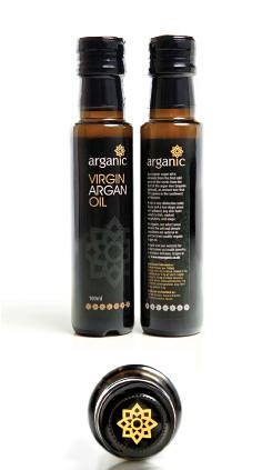 Arganic Virgin Argan Oil