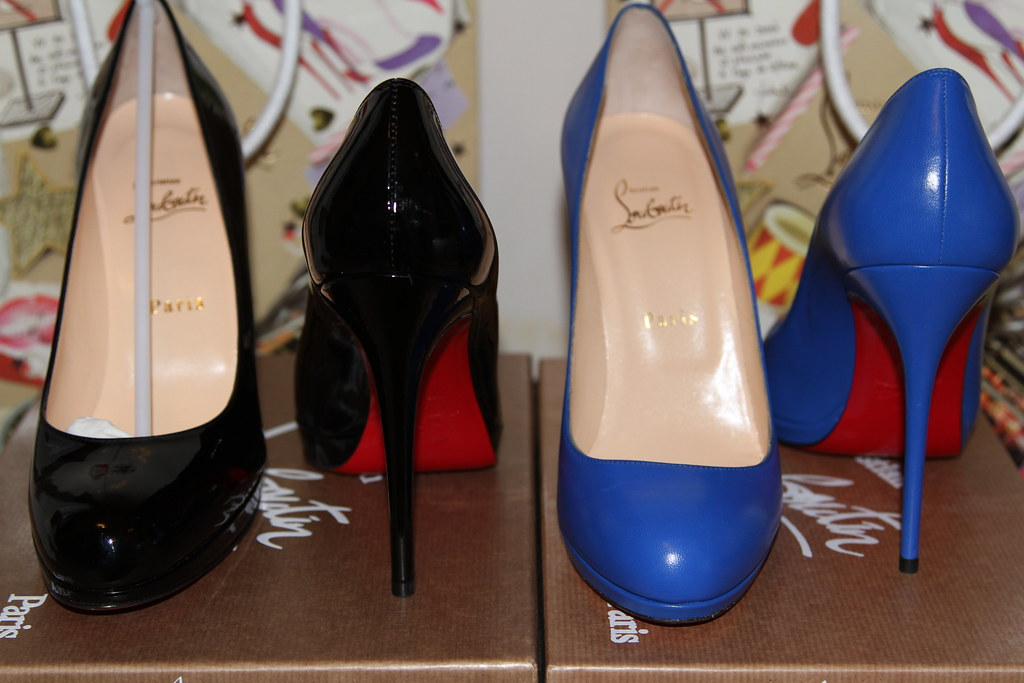 comfortable christian louboutin shoes